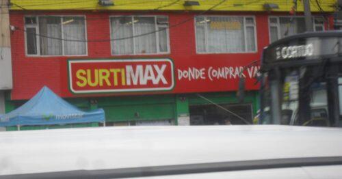 SURTIMAX TABORA - Direccion Colombia